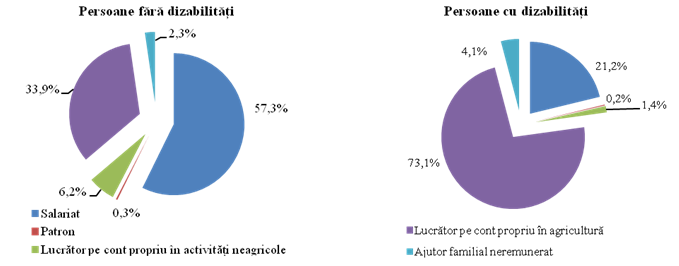 Dac Ne Referim La Numrul Total De Salariai Din Republica Moldova Sfritul Anului 2014 Constatm C Doar 09 Reprezint Persoanele Cu Dizabiliti